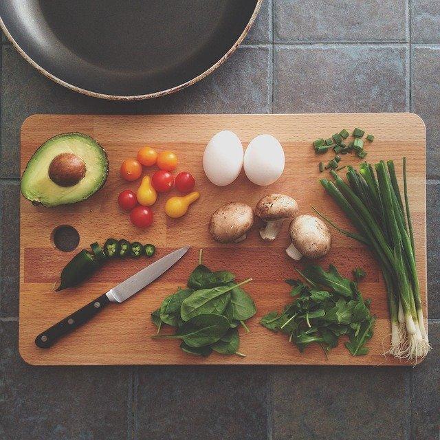 kombinirana parna pečica zelenjava