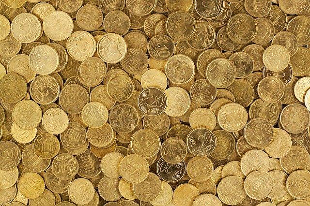 subvencija za toplotno črpalko kovanci