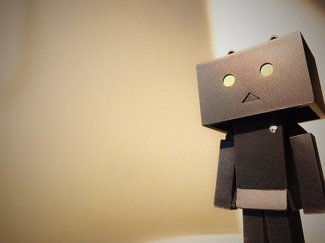 animacija robot